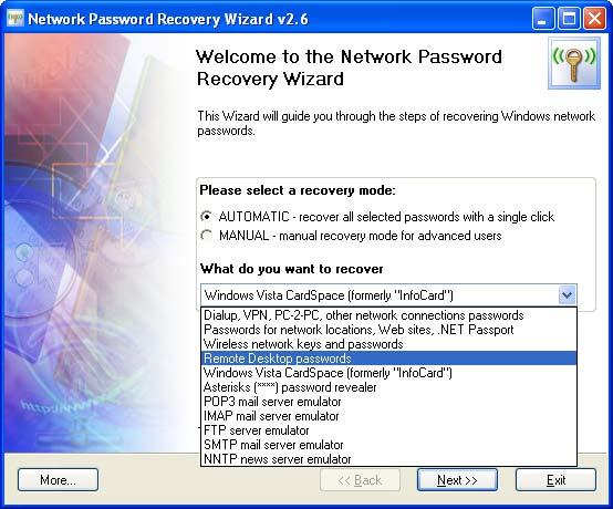 استرجاع Network Password.Recovery v5.8.3.678 2014,2015 Network-Password-Rec