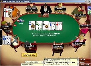 Corridas de cassino pokerstars