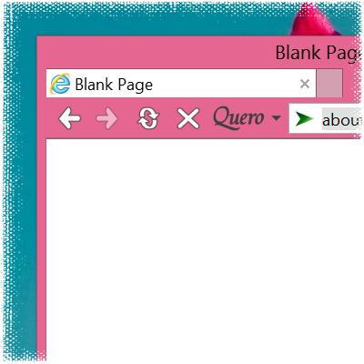 Quero Toolbar 6 main scrennshot