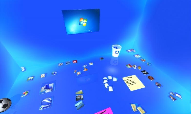 Real Desktop Standard 1.69 main scrennshot