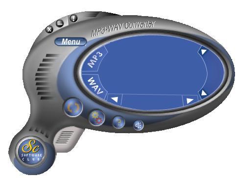 SC Free MP3-WAV Converter 6.0.0.0 main scrennshot