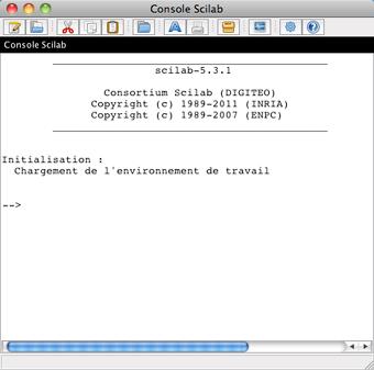 SCILAB 5.4.0 GRATUIT