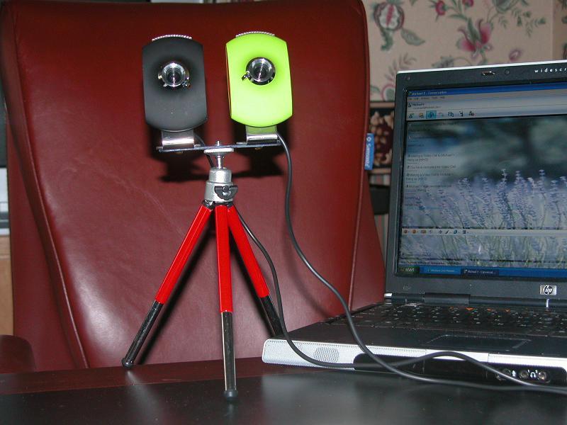 Stereo 3D Camera Driver 1.0 main scrennshot