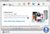 #1 DVD Audio Ripper 2.1.0 screenshot. Click to enlarge!