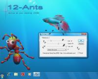 12-Ants 2.62 screenshot. Click to enlarge!