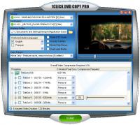 1Click DVD Copy Pro 5.1.1.5 screenshot. Click to enlarge!