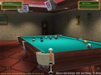 3D Live Pool 2.713 screenshot. Click to enlarge!