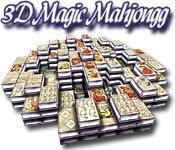 3D Magic Mahjongg 1.45 screenshot. Click to enlarge!