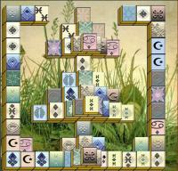 3DJongPuzzle 1.74 screenshot. Click to enlarge!