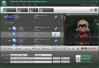 4Videosoft DVD Audio Extractor 5.3.6 screenshot. Click to enlarge!