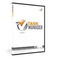 A VIP Task Management Solution 2.51 screenshot. Click to enlarge!