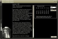 AMC Spies: A Cold War Daybook 2.0t screenshot. Click to enlarge!