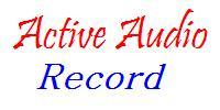 Active Audio Record Component 2.0.2013.323 screenshot. Click to enlarge!