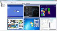 AdminZilla Network Administrator 1.5.2 screenshot. Click to enlarge!