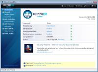 Agnitum Outpost Firewall Pro 6.7.3 screenshot. Click to enlarge!