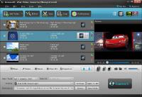 Aiseesoft iPad Video Converter 8.0.20 screenshot. Click to enlarge!