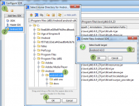Android SDK Release 25.2.3 screenshot. Click to enlarge!
