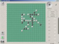 Aros Magic Ninuki-Renju 1.2 screenshot. Click to enlarge!