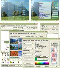 Art Plus Wallpaper Calendar Lite 5.0 screenshot. Click to enlarge!