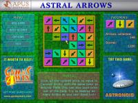Astral Arrows 1.1 screenshot. Click to enlarge!