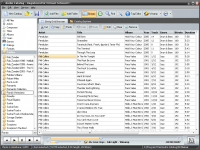 Audio Catalog 4.7 screenshot. Click to enlarge!