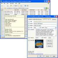 AudioShell 2.3.6 screenshot. Click to enlarge!