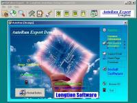 AutoRun Expert 1.2 screenshot. Click to enlarge!