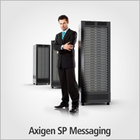 Axigen SP Messaging for Linux 8.0 screenshot. Click to enlarge!