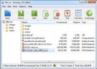Bandizip Portable 6.07.22925 screenshot. Click to enlarge!