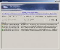 BhoScanner 2.2.1 screenshot. Click to enlarge!