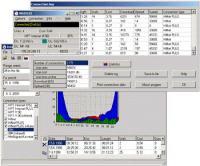 Blue Internet Monitor 3.8 screenshot. Click to enlarge!