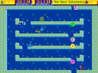 Bubble Bobble: The New Adventures 1.1 screenshot. Click to enlarge!
