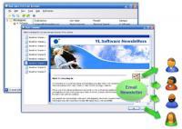 Bulk Emailer 2.5 screenshot. Click to enlarge!