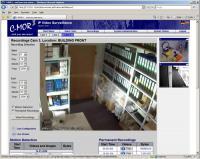 C-MOR IP Video Surveillance VM Software 3.711 screenshot. Click to enlarge!