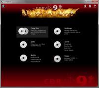 CDRWIN 10.0.14.106 screenshot. Click to enlarge!