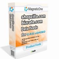 CRE Loaded shopzilla.com / bizrate.com Data Feed 7.6.7 screenshot. Click to enlarge!
