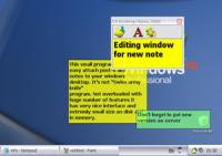 CS Desktop Notes 3.6 screenshot. Click to enlarge!
