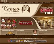 Cameo Casino by Online Casino Extra 2.0 screenshot. Click to enlarge!