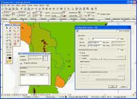 Canvas GIS Mapping Edition (Mac) 9.0.4 screenshot. Click to enlarge!