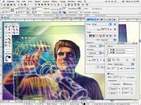 Canvas Professional Edition (Mac) 9.0.4 screenshot. Click to enlarge!