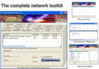 Capturix NETWorks 8.04.184 screenshot. Click to enlarge!