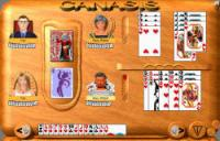 CardGameCentral Games - Canasis 2.6.6 screenshot. Click to enlarge!