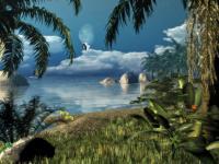 Caribbean Nights ScreenSaver 1.0 screenshot. Click to enlarge!