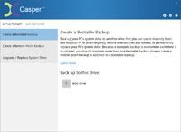 Casper 10.1.6278 screenshot. Click to enlarge!