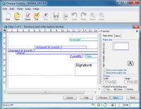 Cheque Factory 4.5 screenshot. Click to enlarge!