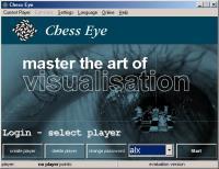 Chess Eye 1.3 screenshot. Click to enlarge!