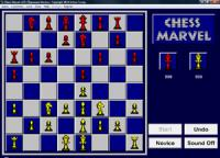 Chess Marvel 2.1 screenshot. Click to enlarge!