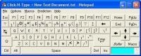 Click-N-Type 3.03.410 screenshot. Click to enlarge!