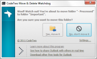 CodeTwo Move  1.1.1.9 screenshot. Click to enlarge!
