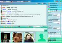 Community Chat 6.0 screenshot. Click to enlarge!